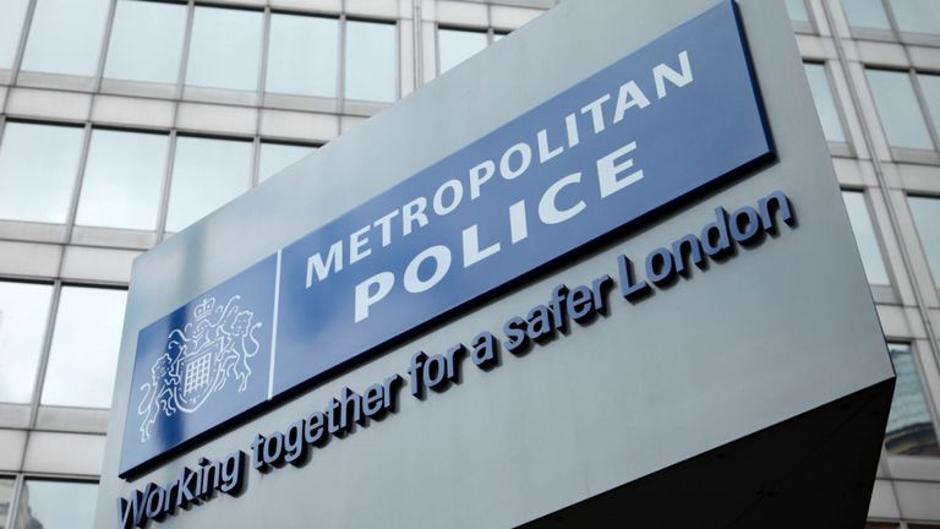 Police of the Metropolis