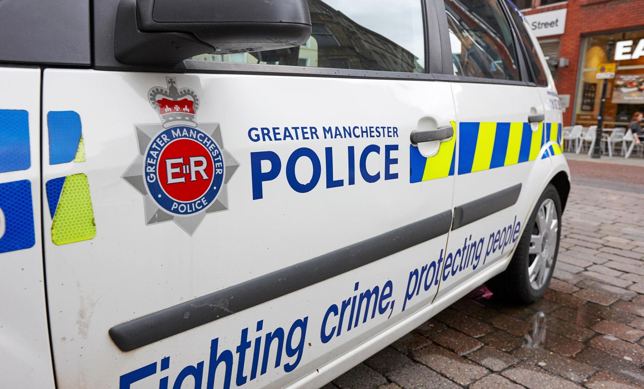 greater Manchester police claim