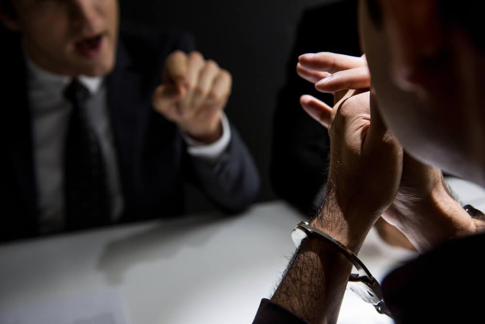 interrogation malicious prosecution