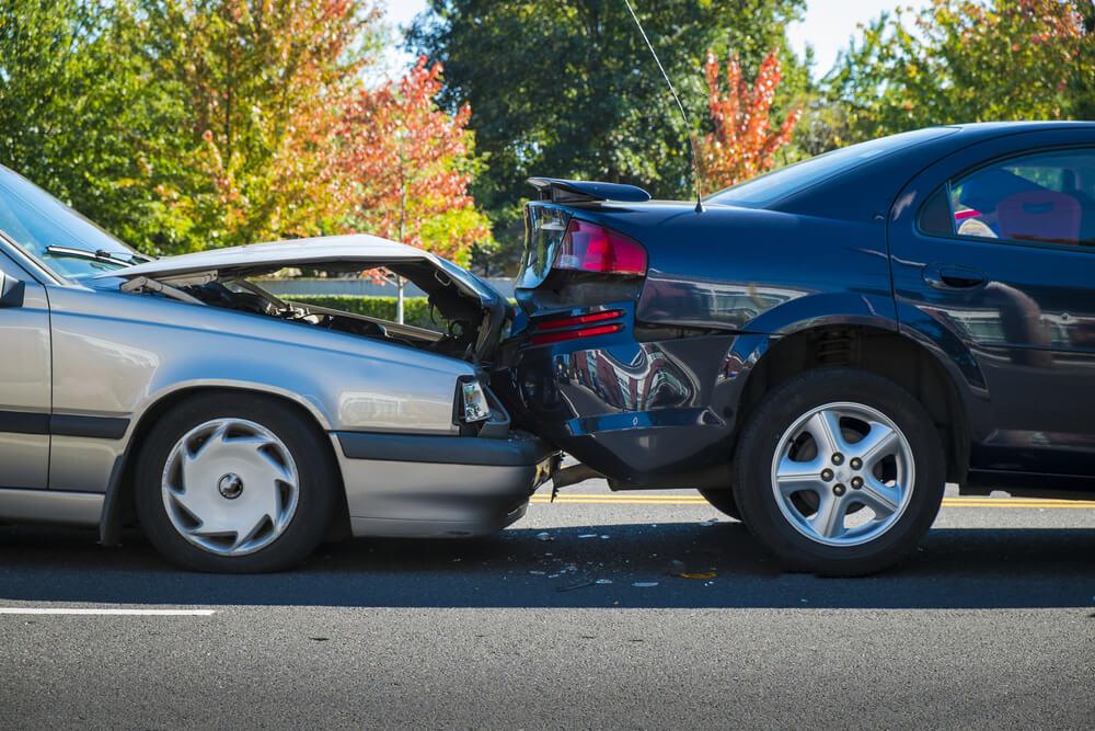 car crash incident