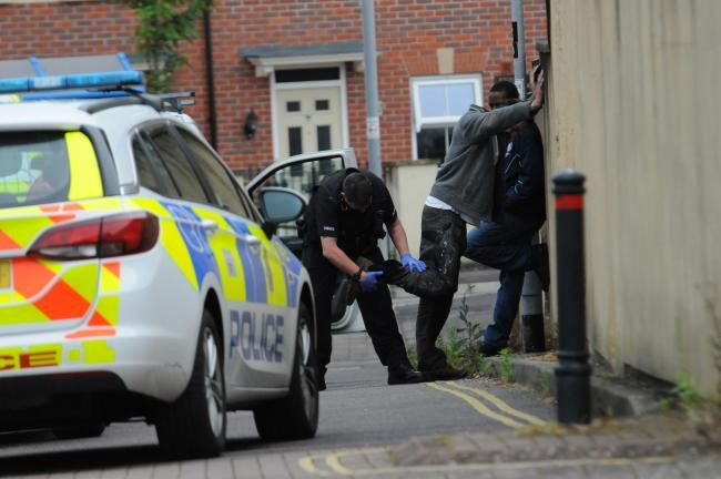 stop and search illegal
