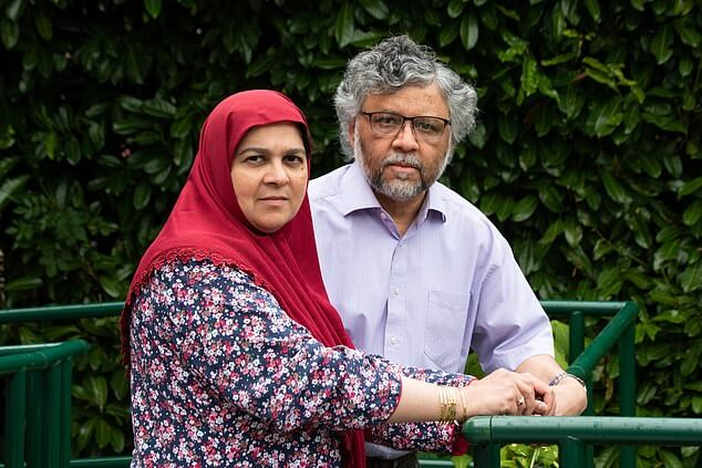Rashid and Aliya Abbasi