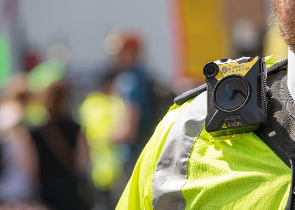 police bodycam footage